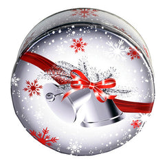 Christmas Tin Medium - 4 Sections