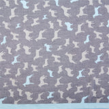 Dog Silhouette Scarf