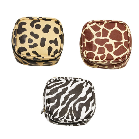 Animal Print Jewelry Box