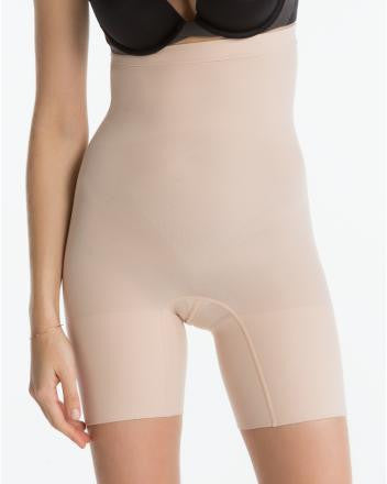 SPANX Higher Power Short-Soft Nude
