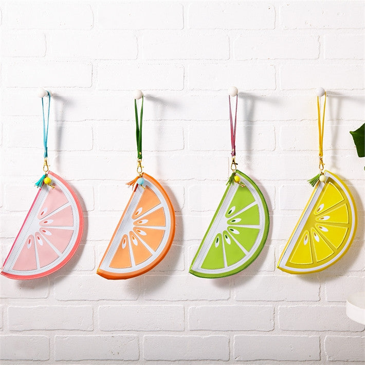 Citrus Fruit Pouch