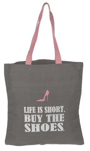 Buy The Shoes Tote Bag