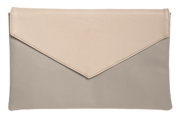 Pretty in Pink Envelope Clutch