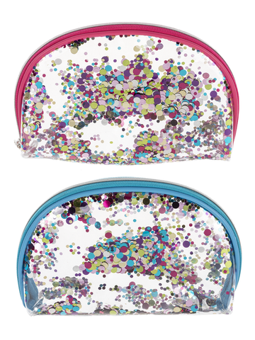 Sparkle Make Up Bags