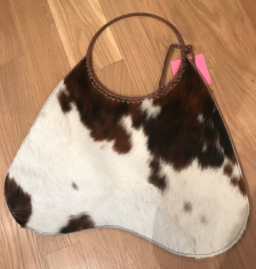 Genuine Cow Hide Handbag (1)