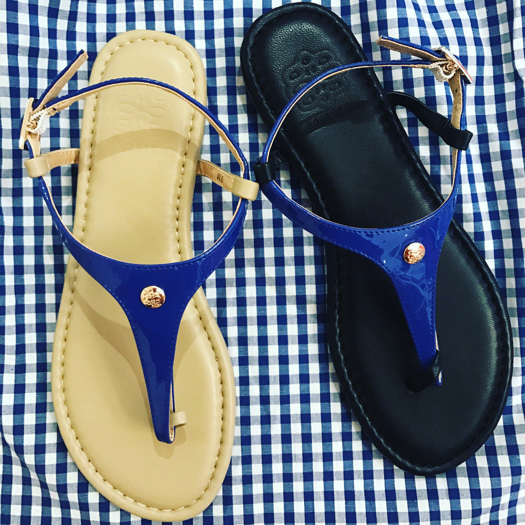 Cambiami Game Day Sandals