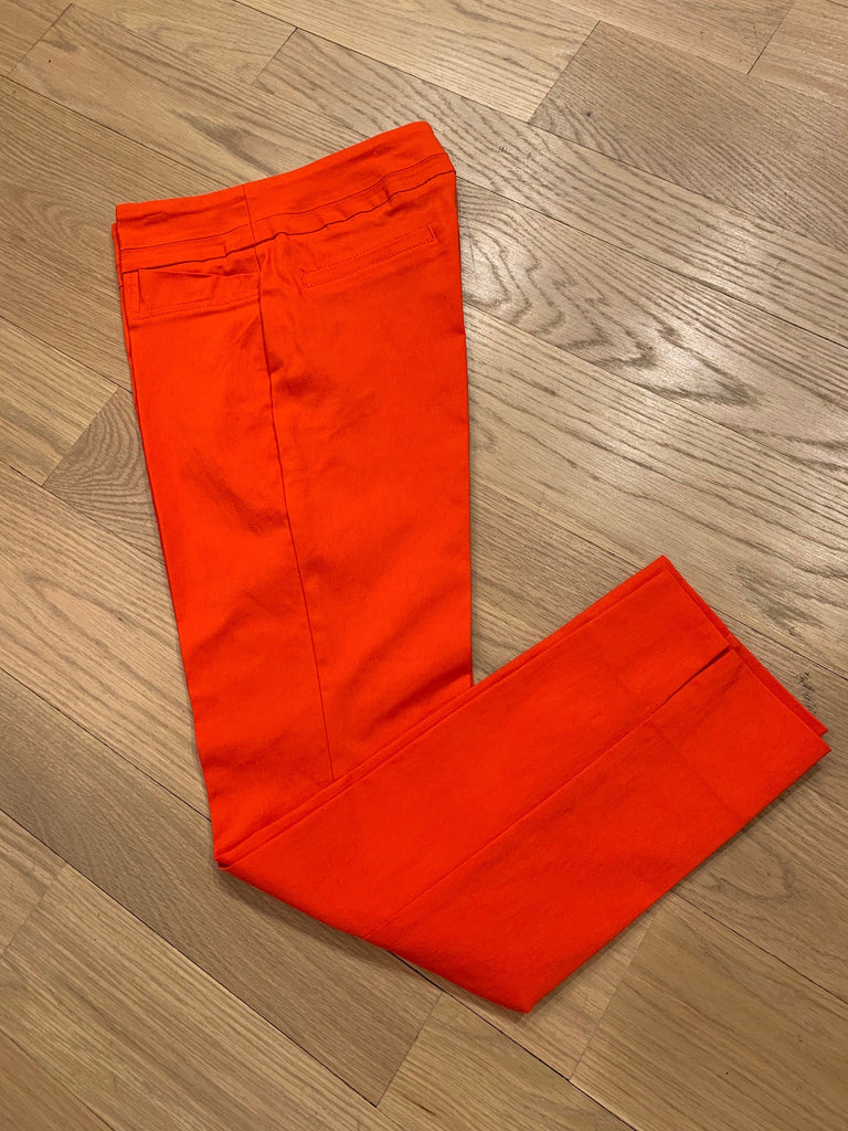 Orange Renuar Ankle Pant