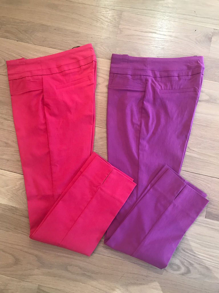 Rose & Violet Renuar Ankle Cut Pant