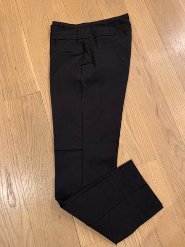 Black Ankle Cut Pant