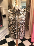 White Leopard Rabbit Vest