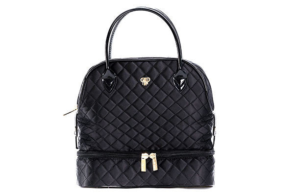 Lunch Box-Quilted Elegance Black