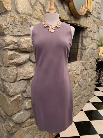 Lavender Sleeveless Dress