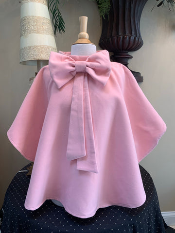 Bow Cape-Pink