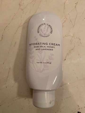Woodstock Lavender Hydrating Cream