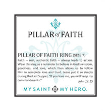 Load image into Gallery viewer, Pillar of Faith Ring-Gold