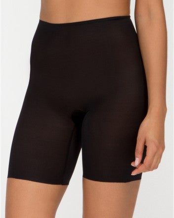 SPANX Skinny Britches Mid Thigh Short-Black