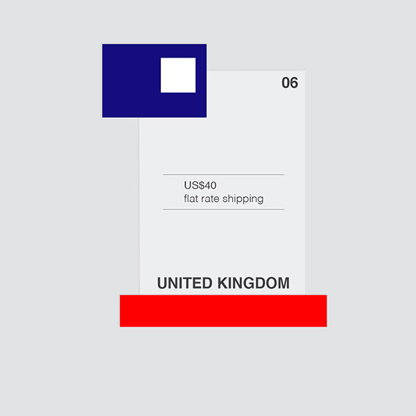 flat shipping rate to united kingdom