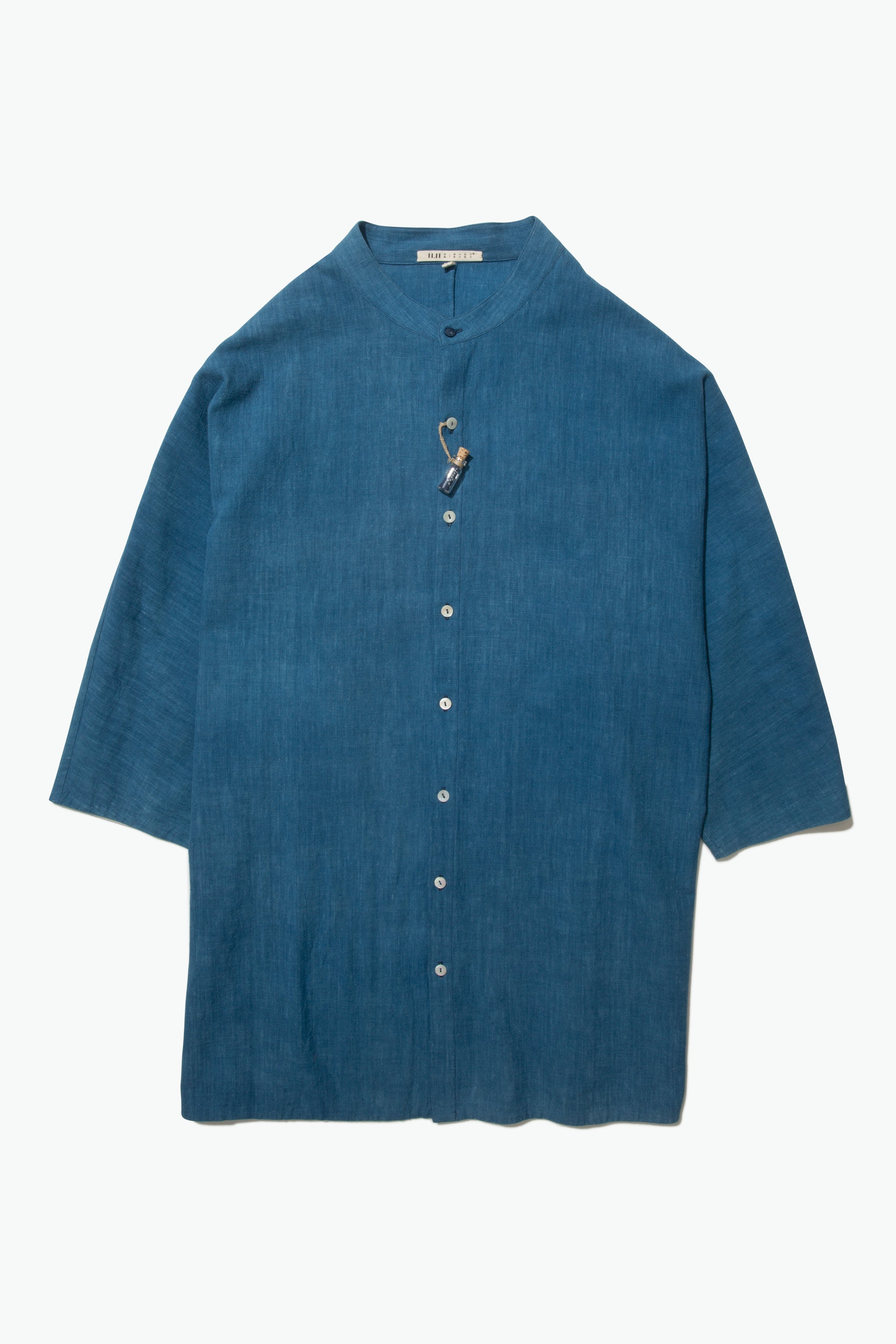 Edition 002 - Macca Shirt (Washed Indigo)