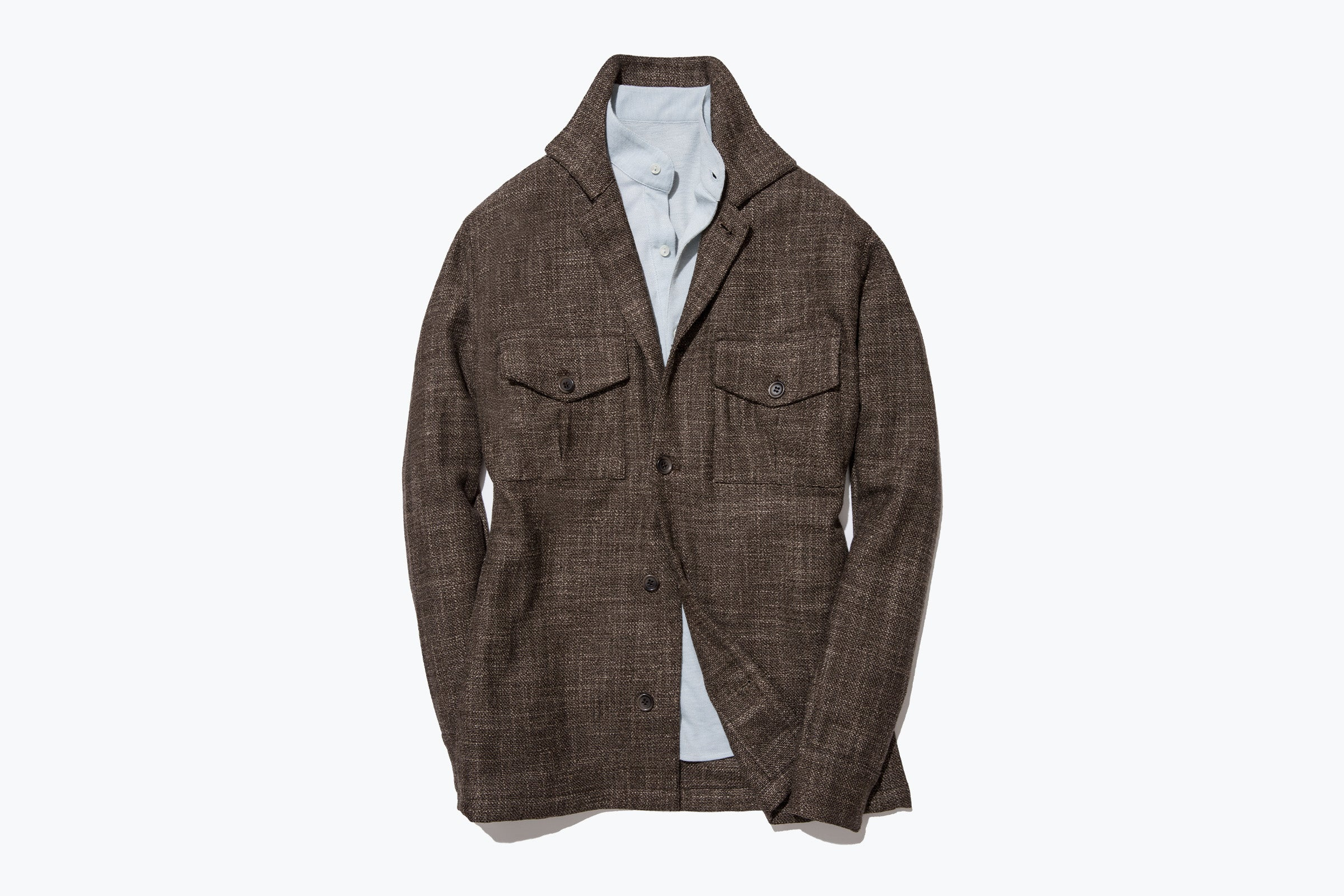 Outerwear - 006 - Shirt Jacket