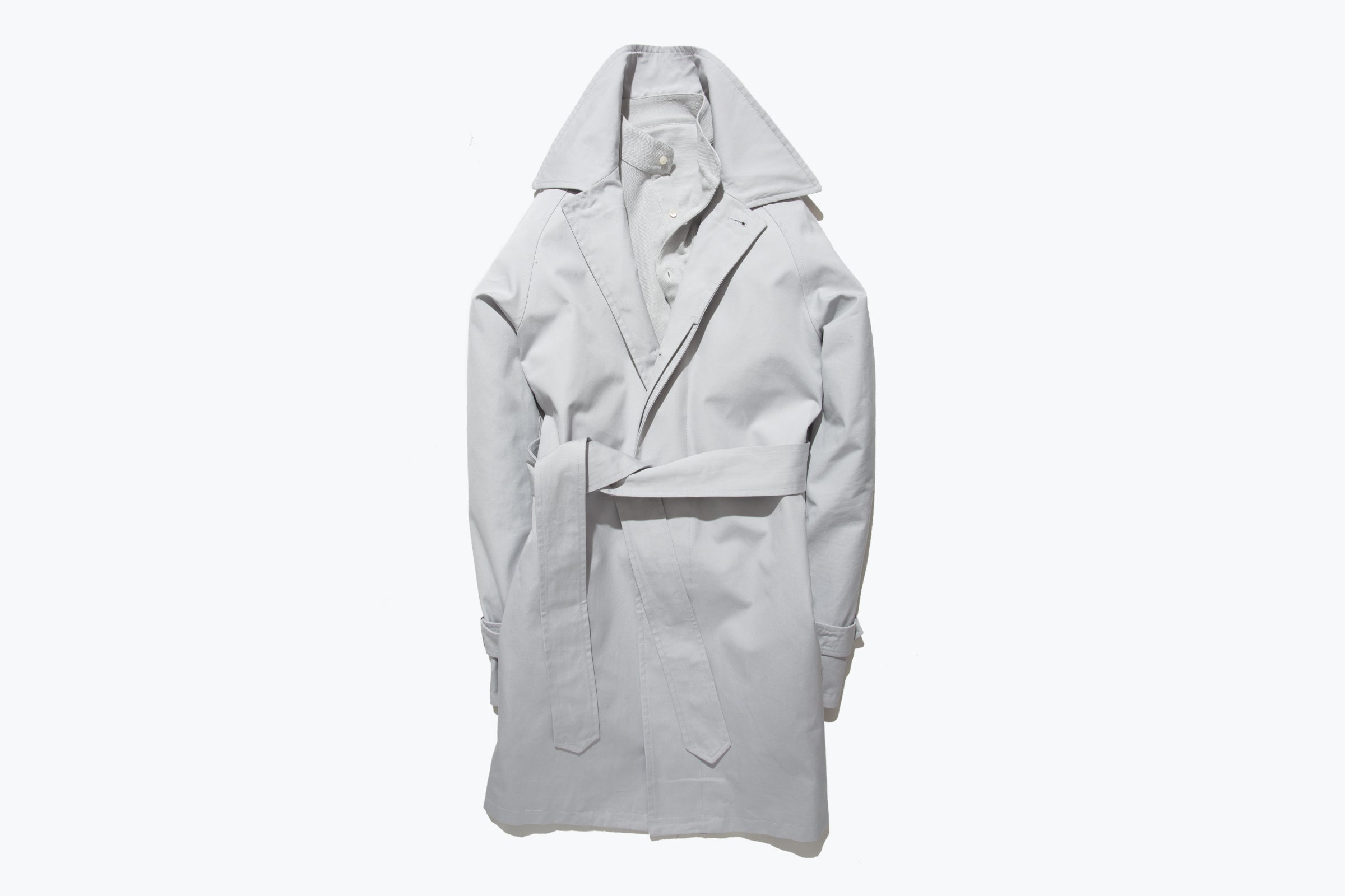Outerwear - 007 - Raglan Coat