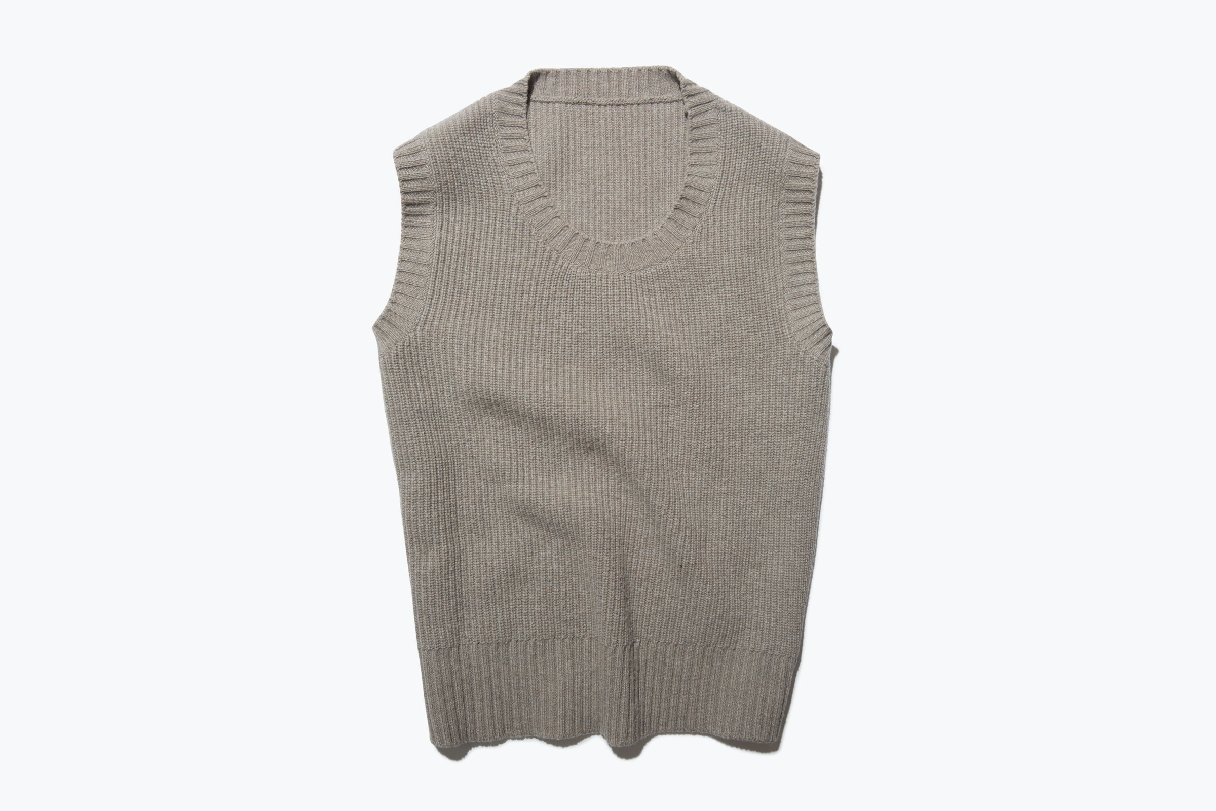 MTO Sweaters - U-Neck Vest