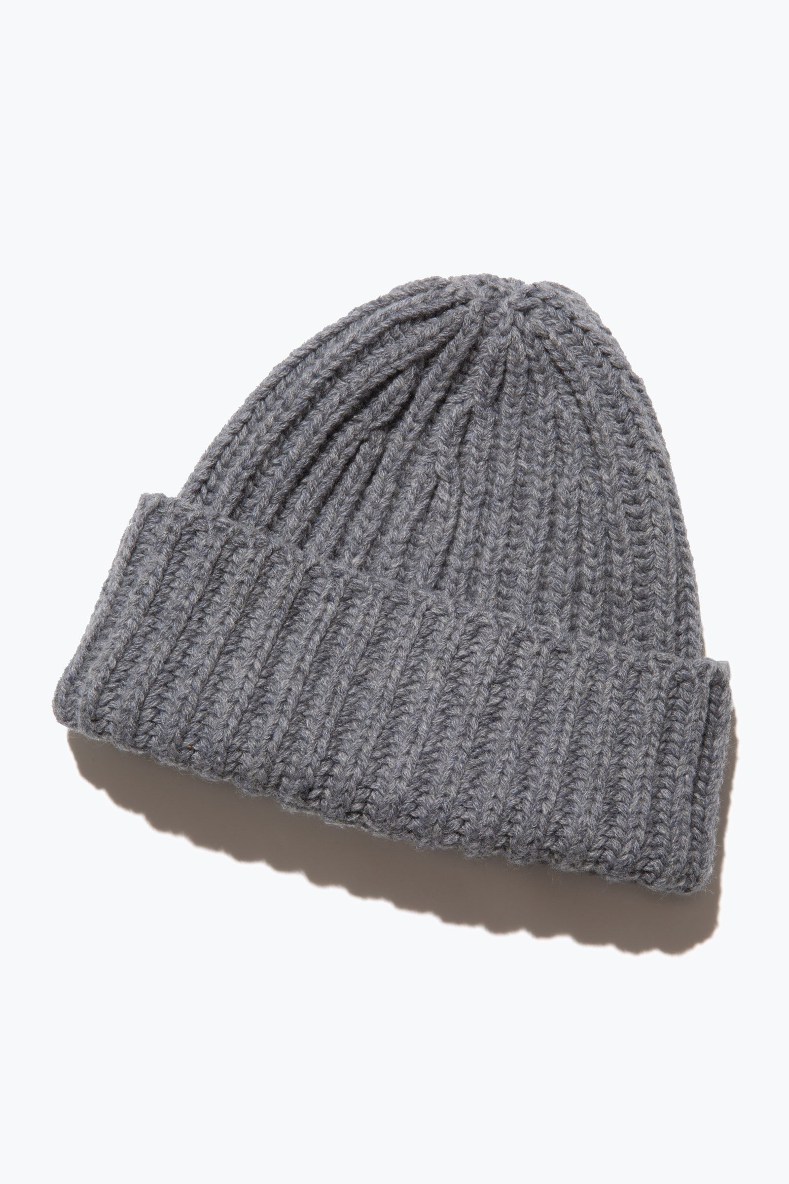 Sweaters - Watch Cap (Steel Grey)