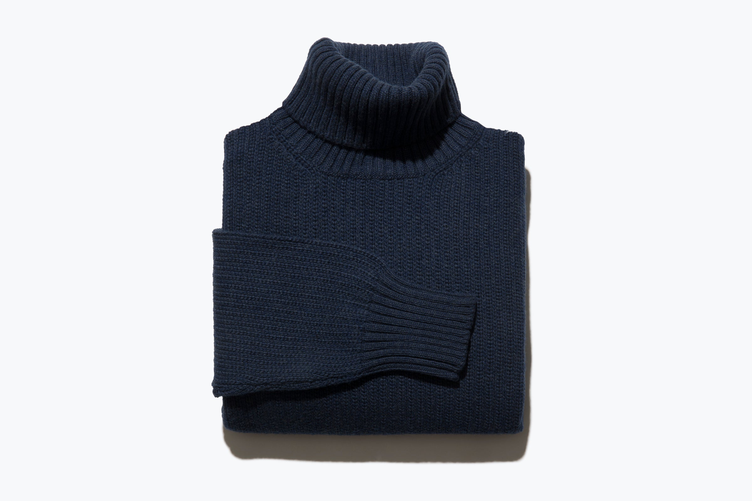 MTO Sweaters - Roll Neck