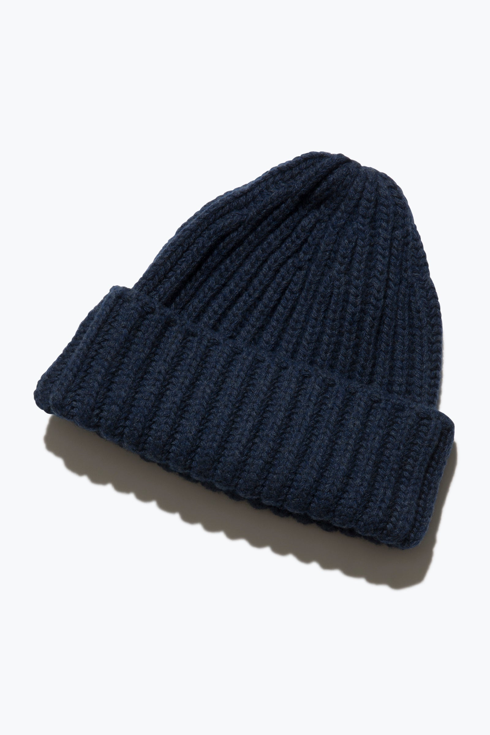 Sweaters - Watch Cap (Dark Indigo)