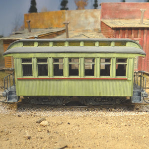 Bachmann On30 Scale 18 Foot Shorty Custom Coach Car