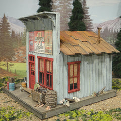 O Scale On30 On3 - Albert's Second Hand Store - Removable Base