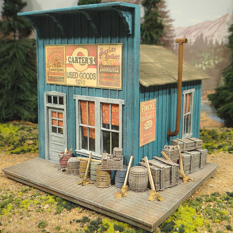 O Scale On30 On3 - Carter's Used Goods Store