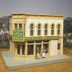 O Scale Henry Gutmann Empire House Tavern