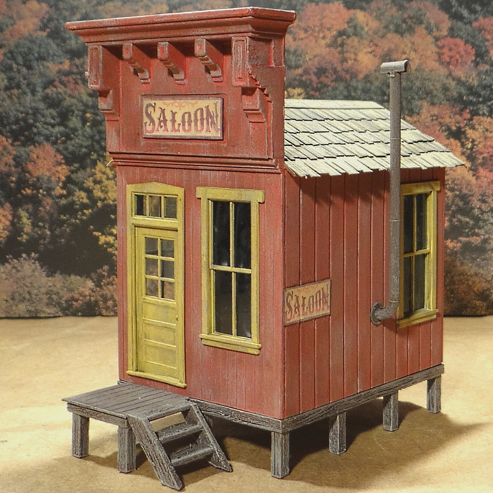 On30 On3 Western Town Saloon O Scale