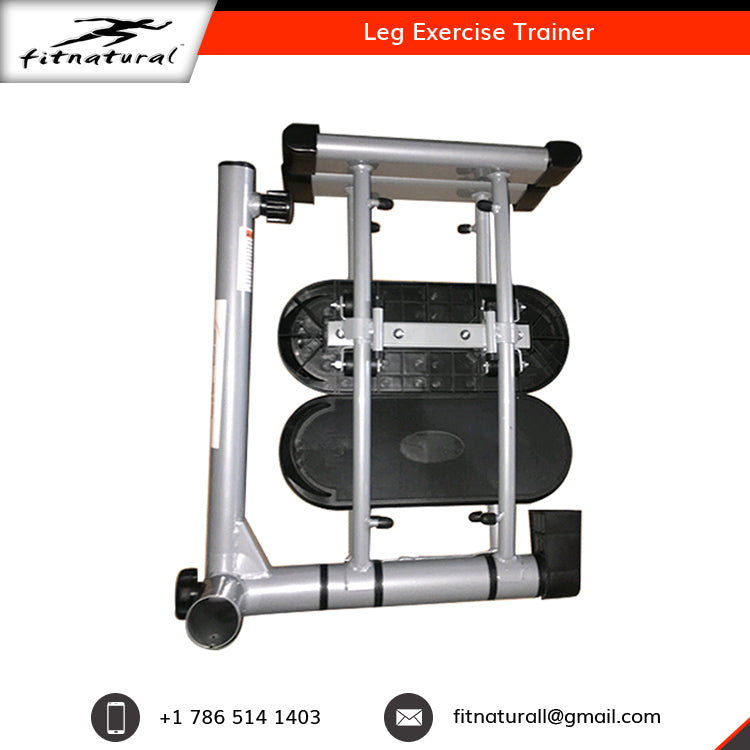 Leg Exercise Trainer Air Stepper Home Indoor Gym Fitness Equipment