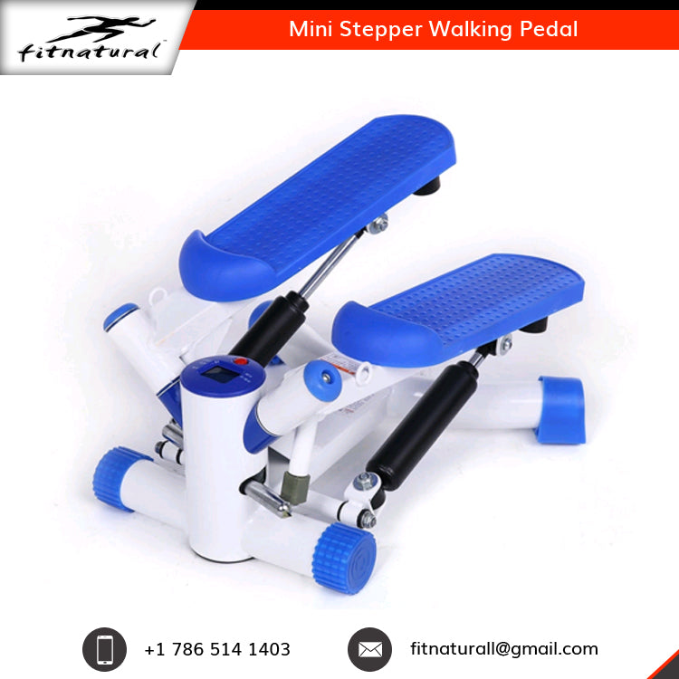 Mini Stepper Walking Pedal with String