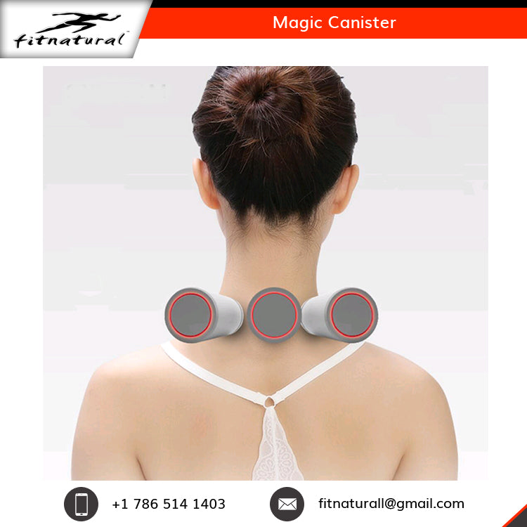 Electric Body Pulse Massage Therapy Cupping Set