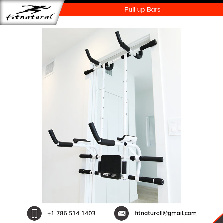 Doorway Fitness Tower New Innovative Home Gym Equipment