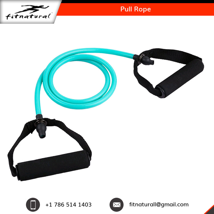 Resistant Fitness Exercise Pull Rope