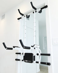 An Affordable and Total Workout Station for Small Spaces