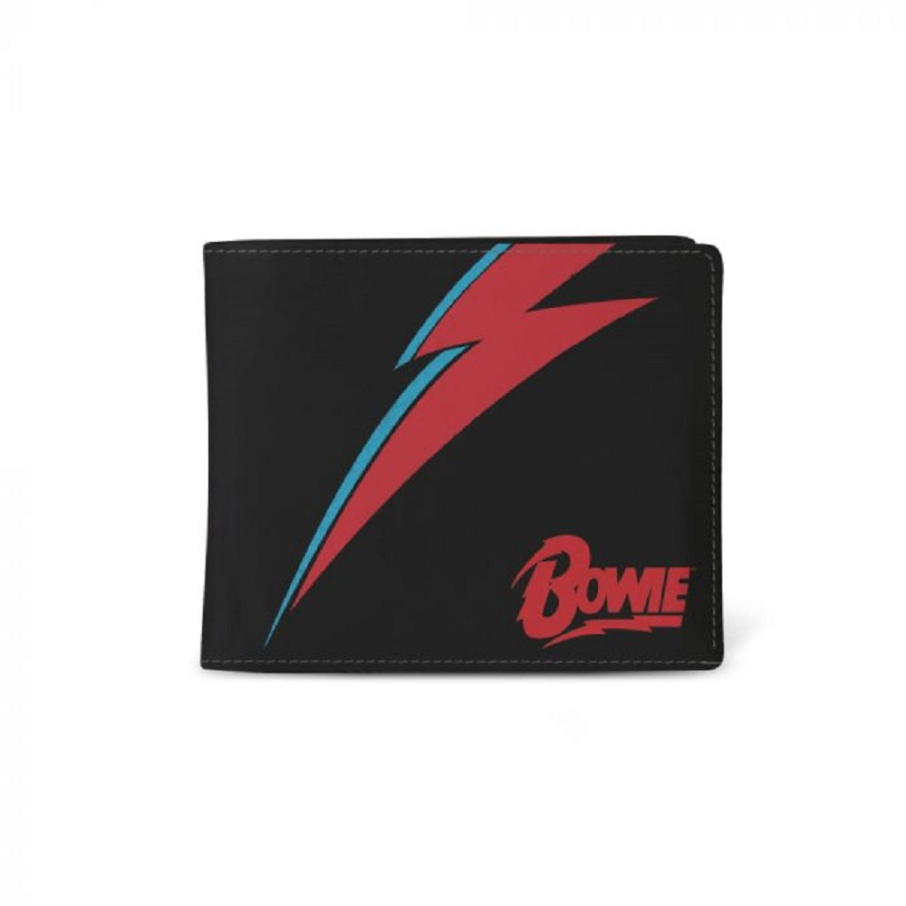 David Bowie Lightning Wallet