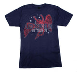 Led Zeppelin Red Icarus Stars T-Shirt