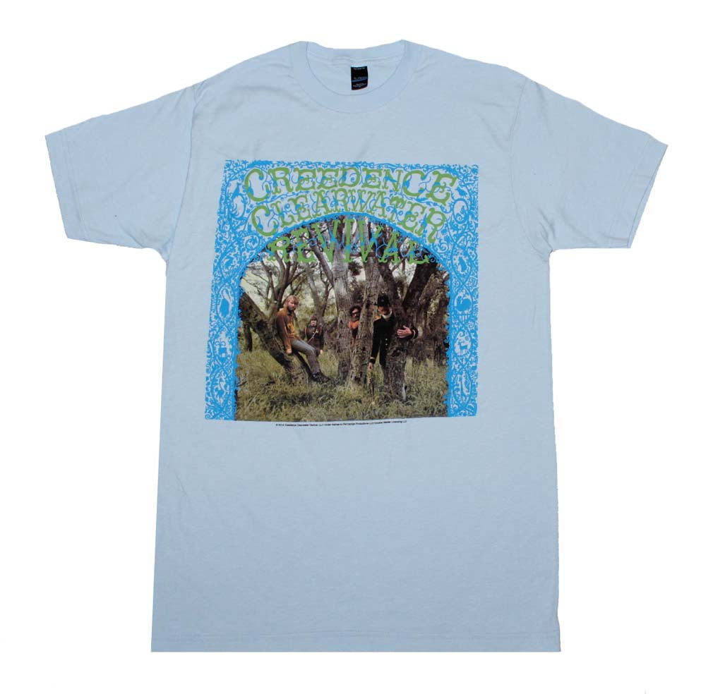 Creedence Clearwater Revival Debut Album T-Shirt