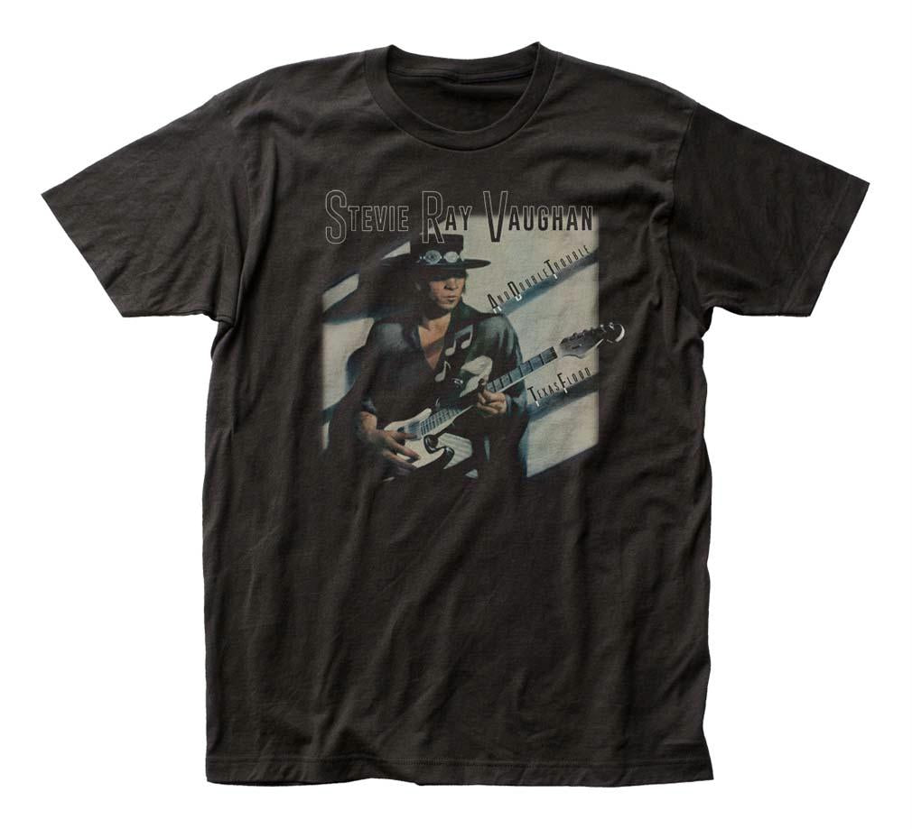 Stevie Ray Vaughan Texas Flood T-Shirt