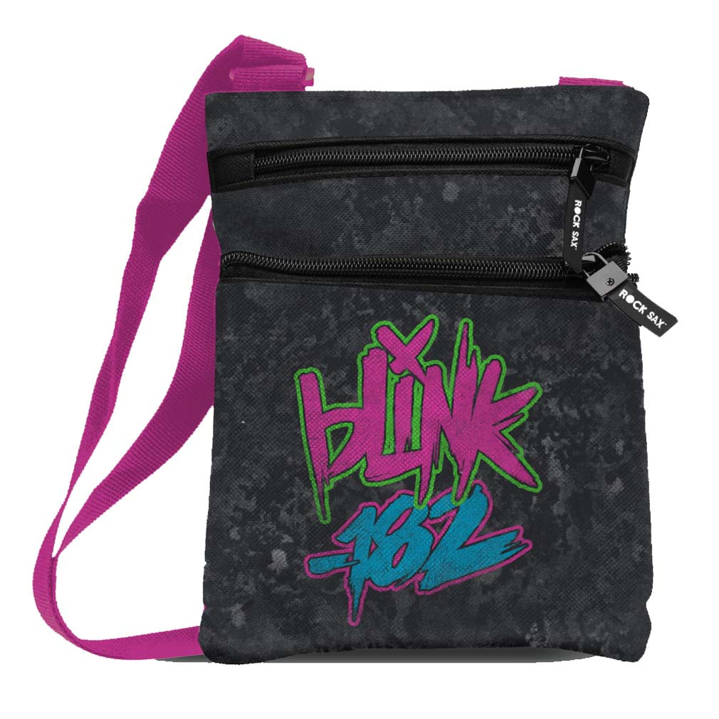Blink 182 Logo Body Bag