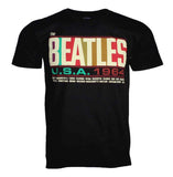 Beatles USA 1964 T-Shirt