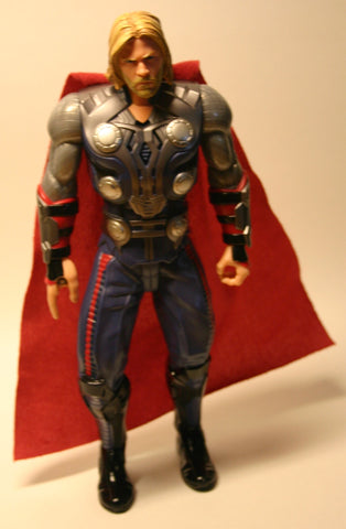 10.5 Inch Marvel's Thor (Chris Hemsworth) Dated 2012 Hasbro
