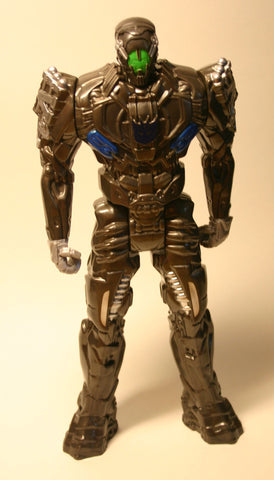 11 Inch Hasbro Dated 2014 Transformer.