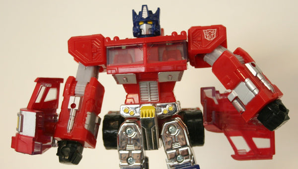 2006 Hasbro Takara Optimus Prime 7 Inches Japanese Great Condition Nice Detail Appears Complete. Solid Figure!