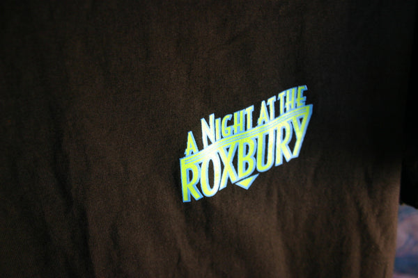 "Dead Stock Opening Night Premier Movie Swag ""A Night At The Roxbury"", With Premier Night Dated Copyright Tag Para-Pic. Perfect."