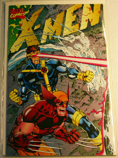 Fantastic Near Perfect Copy of X-Men # 1 Series 2, October 1992 Variant Cover 1c, Bagged & Boarded Ready to be Certified!